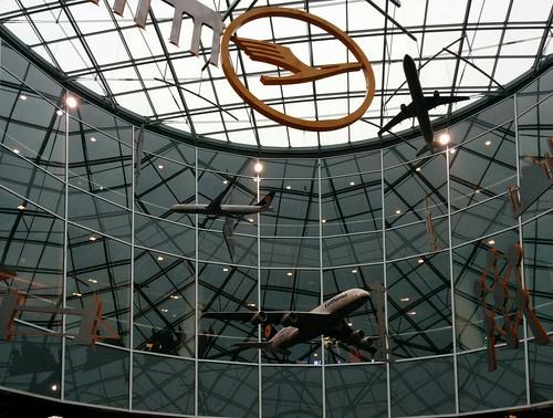 Frankfurt Airport Terminal A