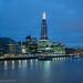 More London & The Shard, London by SNeequaye