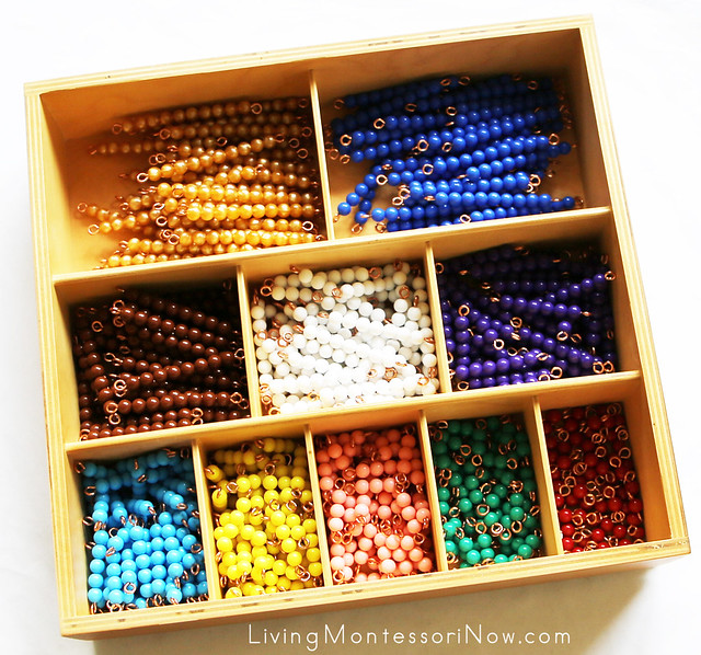 Decanomial Box (55 of each)