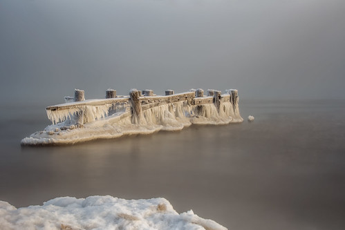 ca ontario canada ice sunrise icy lakeontario grimsby groynes hfg fiftypointconservationarea canon6d img7564e