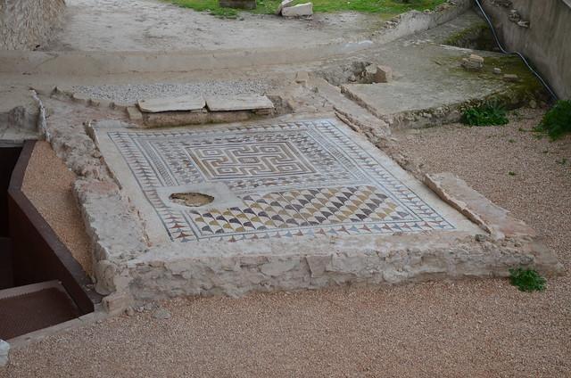 Villa romana de Fuente Álamo, Spain