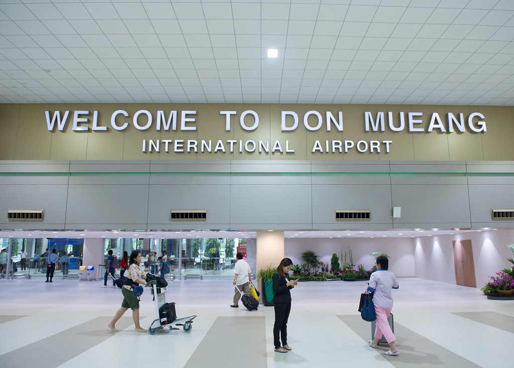 Don Mueang Airport Bangkok To Pattaya