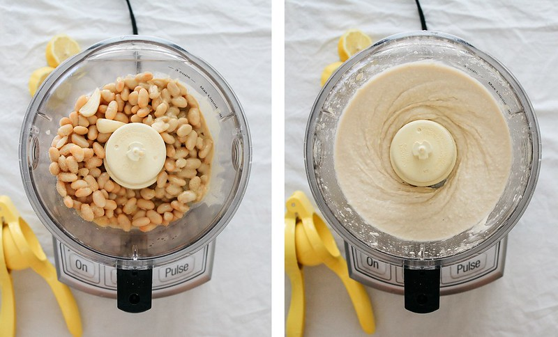 White Bean Hummus 5
