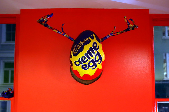 Creme Egg Cafe, London (26)