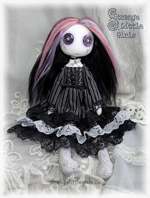 Gothic Doll - Serena Stillwater