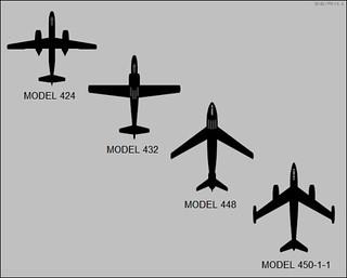 boeing model 424