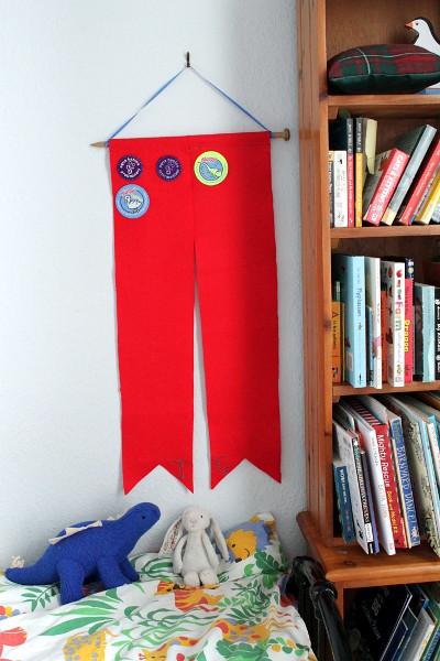 Children's Badge Banner - Misericordia