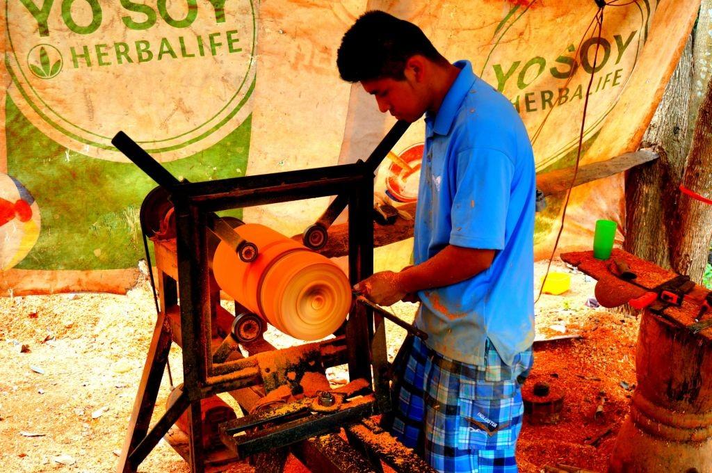turning wood bowls