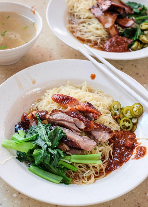 Fei Fei Roasted Noodle