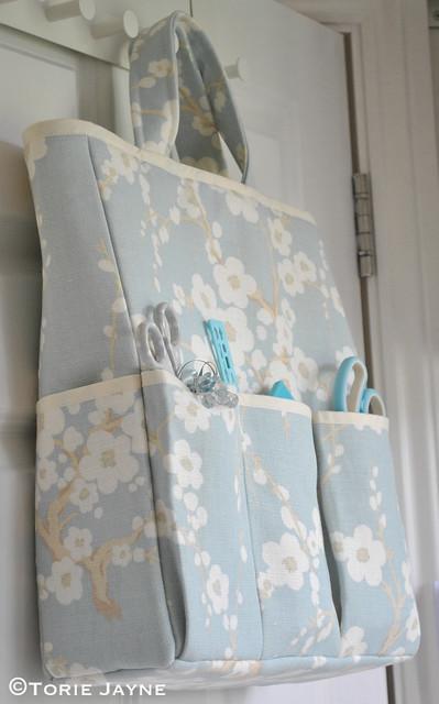 Craft Storage Bag sewing tutorial 15