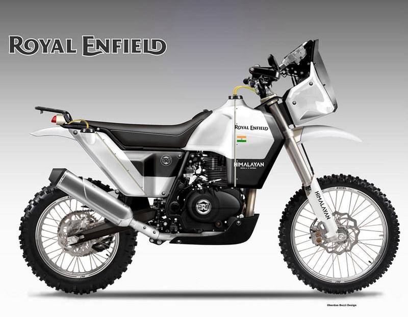 Royal Enfield Himalayan 400