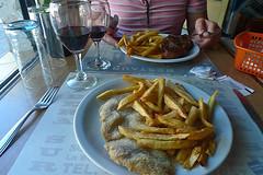 Buenos Aires - La Boca Ribera Sur lunch