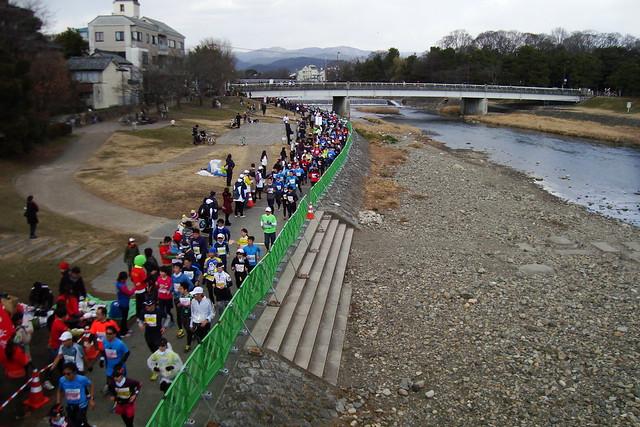 2016/02 京都マラソン2016 #15