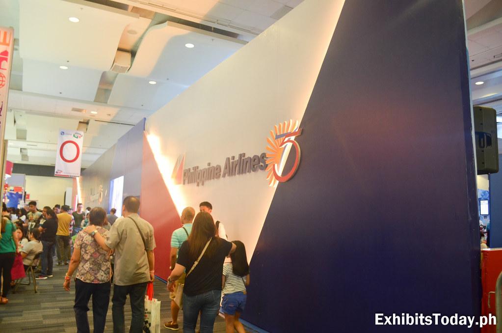 Philippine Airlines pavilion