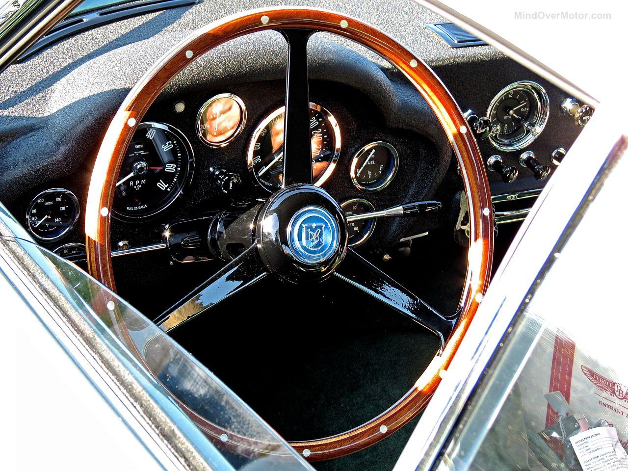 Aston Martin DB4 GT Zagato Amelia Island 16