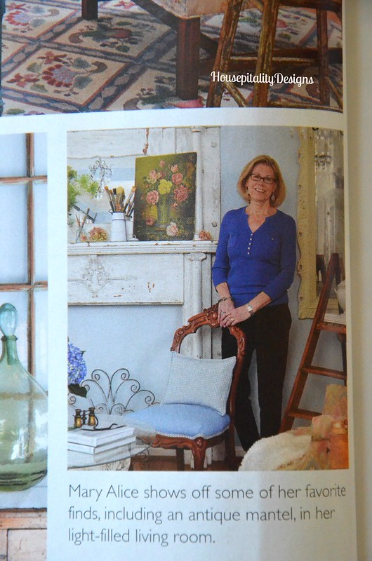 Country Sampler's Magazine/Chateau Chic - Housepitality Designs