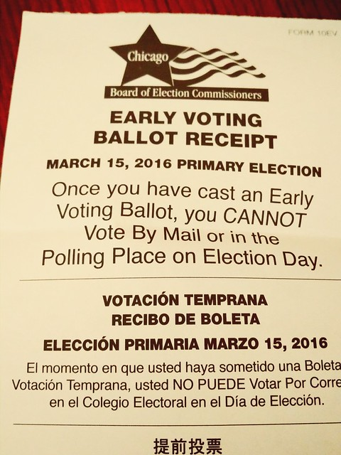 #chicagoelections