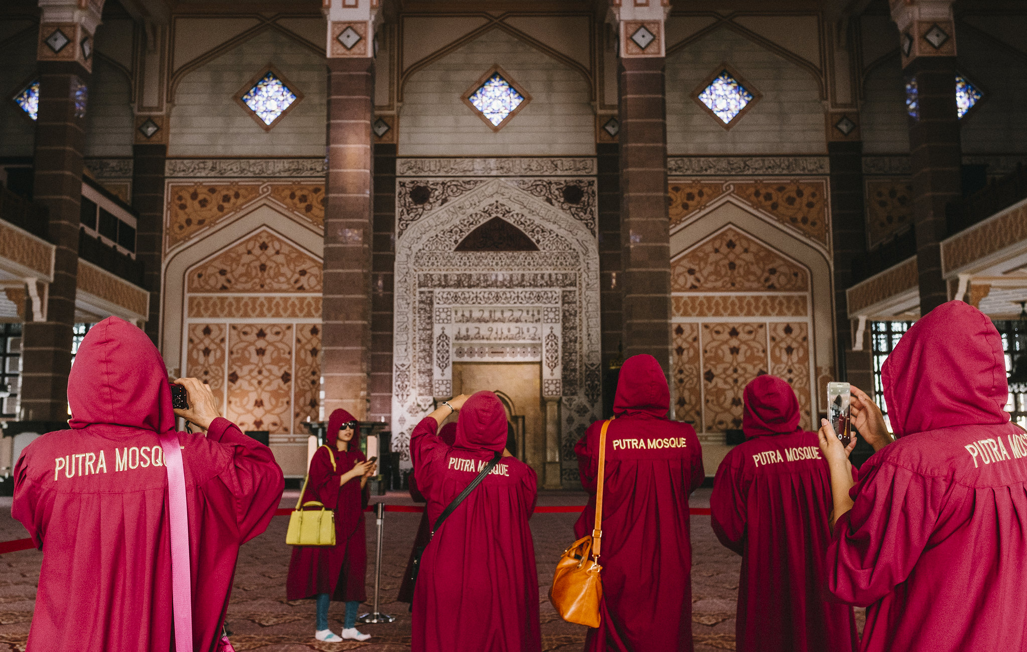 The Tourist | Putra Mosque