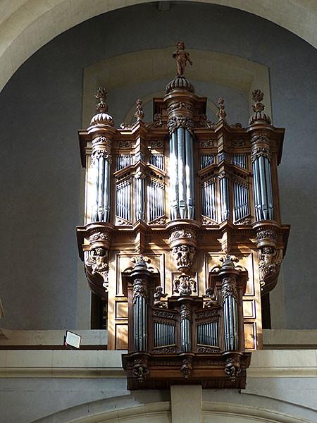 orgue cathédrale