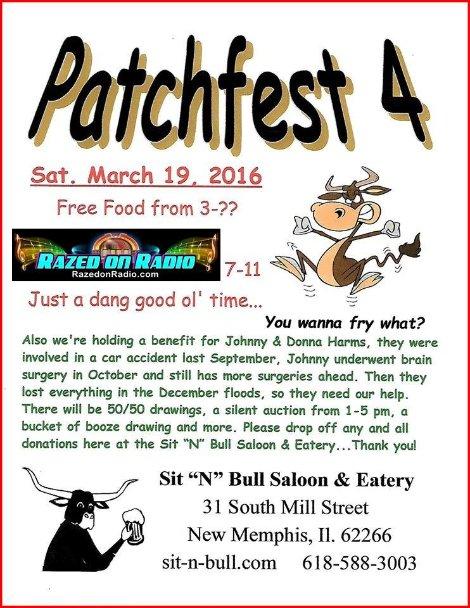 Patchfest 3-19-16