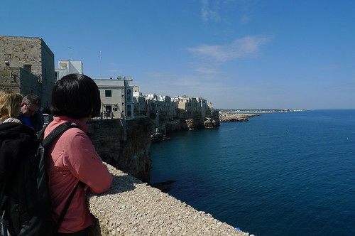 Polignano a Mare, Apulia, Italy