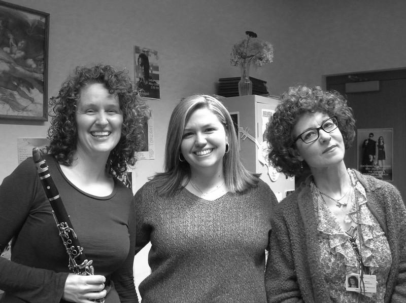 Anne Bara, Claire Olinik, Susan Snyder