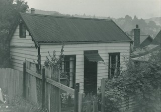 Moray Place cottage, 16 April 1959