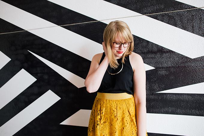 ann taylor lace skirt8