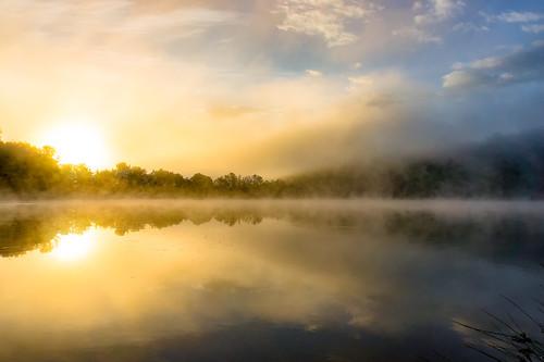 dawn sonnenaufgang