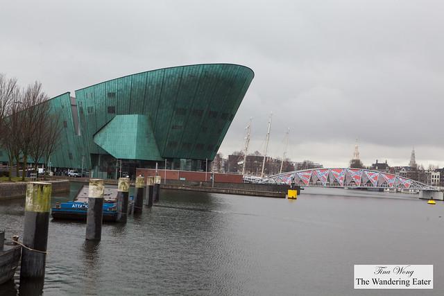 Nemo Museum, Amsterdam