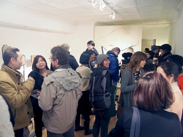RU Exhibition: Afterimage, curated by Rachel Steinberg