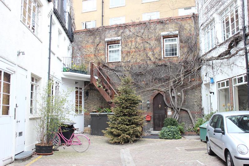 London - Mews