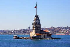 Leander's Tower, Istanbul
