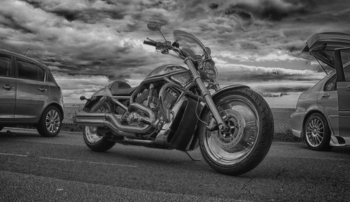 Harley Davidson Brighton
