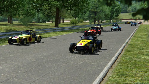 Caterham - Coupe des Provinces 1964 - Assetto Corsa (4)