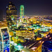 Dallas From Above by Trey Ratcliff