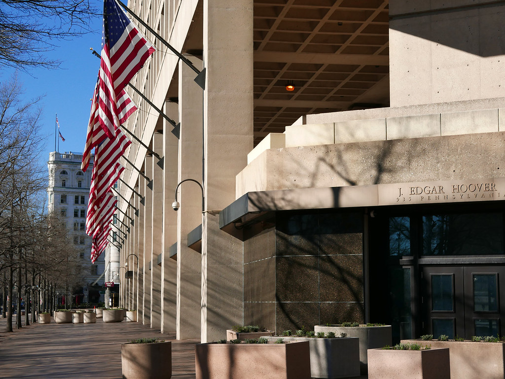 FBI Building, Washington DC