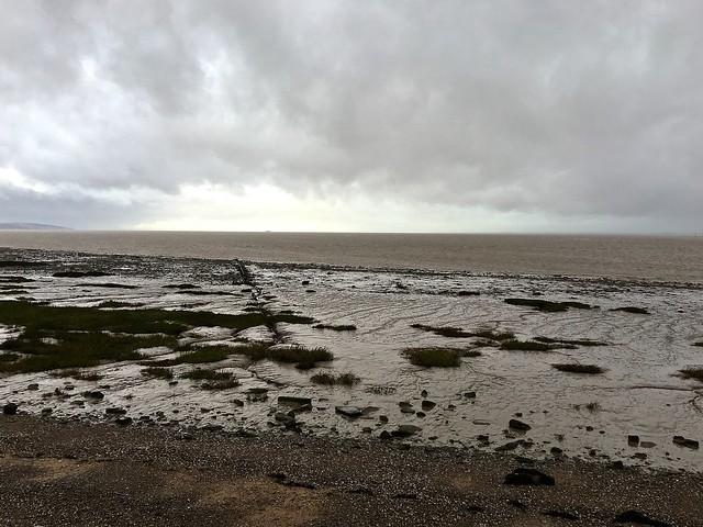WCB (Tides): Owain's Trip to Severn Beach (Storm Barney)