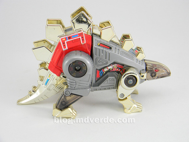 Transformers Snarl G1 - modo alterno