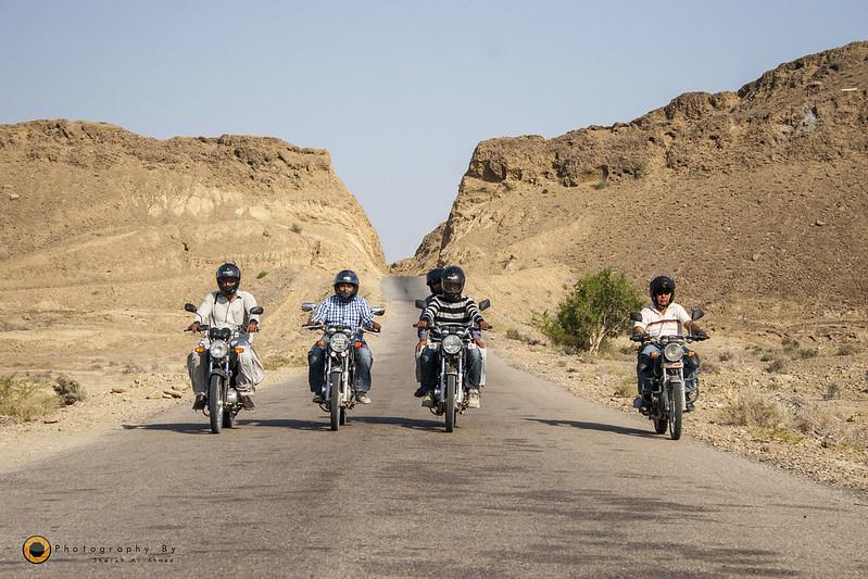 Trip to Cave City (Gondhrani) & Shirin Farhad Shrine (Awaran Road) on Bikes - 24077782862 d2ac20c758 c