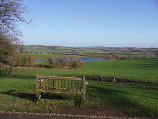 View from Chilton House