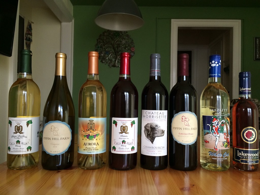East Coast Wine Party (Part Two) 1