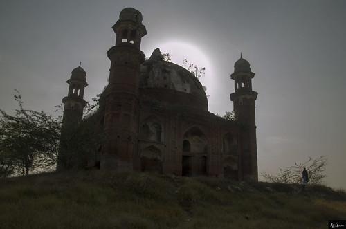 #Dying Sun Dying Heritage #Kotli Maqbara, #Moselousm of Abdul Nabi #Qazi ul Qaza Tomb