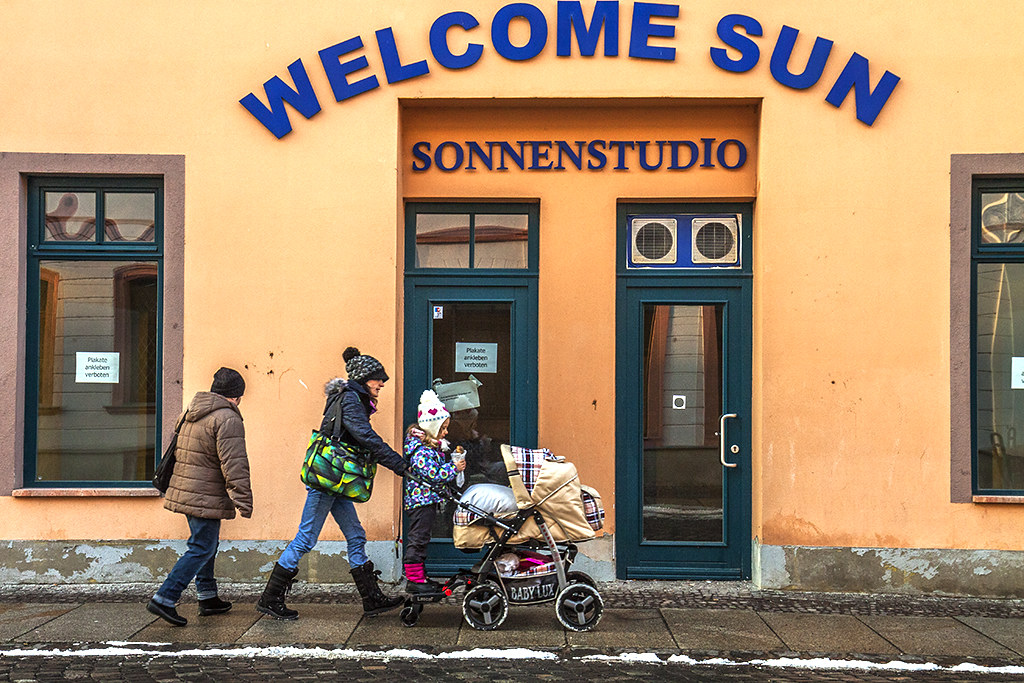 WELCOME SUN--Grimma