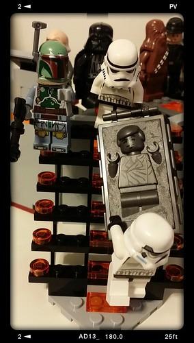 LEGO 2016 Star Wars - Carbonite Freezing Chamber