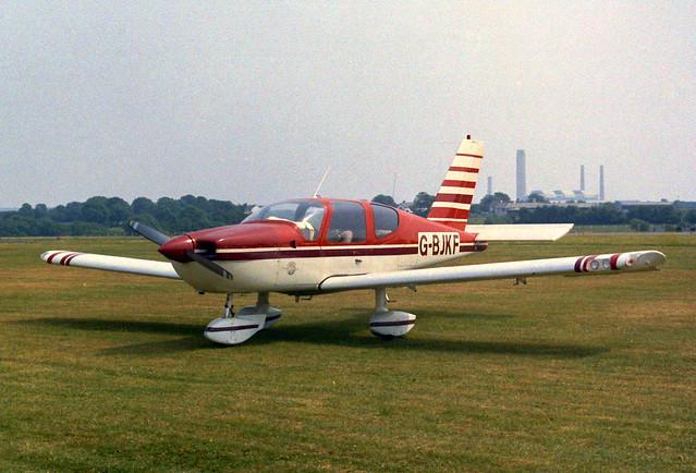 G-BJKF Socata TB.9
