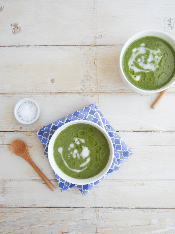 Coconut Kale Soup