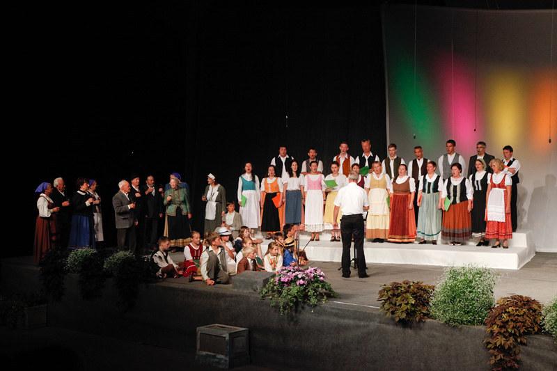 2009 60 let društva - foto Uroš Zagožen