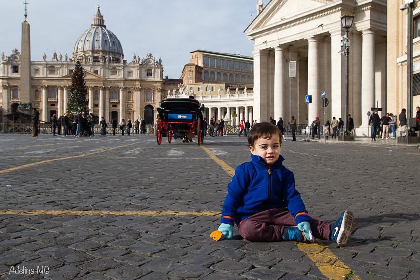 Álvaro en el Vaticano