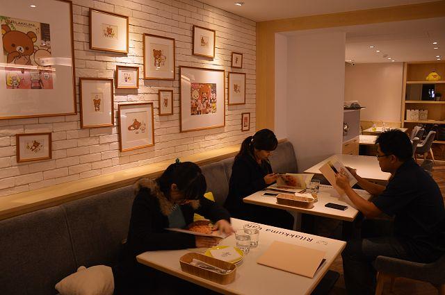拉拉熊主題餐廳14